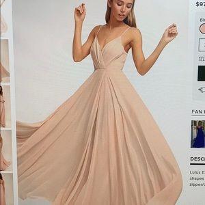 Formal dress NEVER WORN